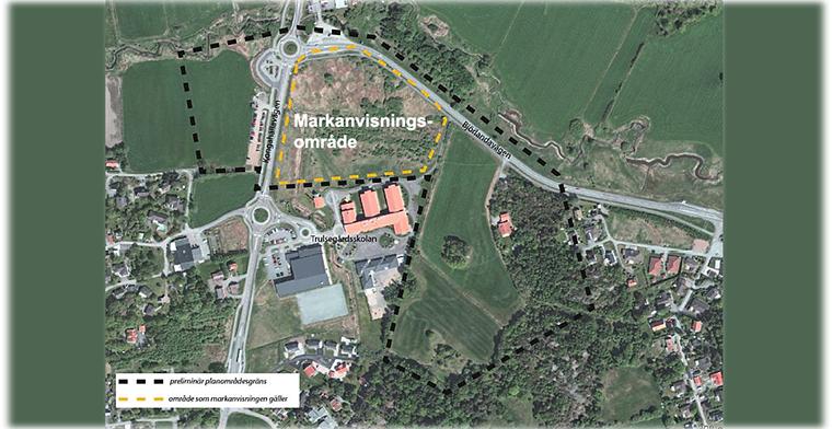 Torslanda - Markanvisning för bostäder mm i Skra Bro